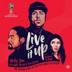 Nicky Jam feat Will Smith & Era Istrefi - Live It Up - официальный гимн Чемпионата Мира по футболу 2018