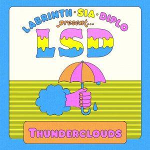 LSD - Thunderclouds