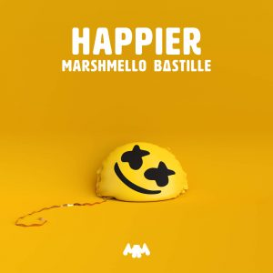 Marshmello ft. Bastille - Happier