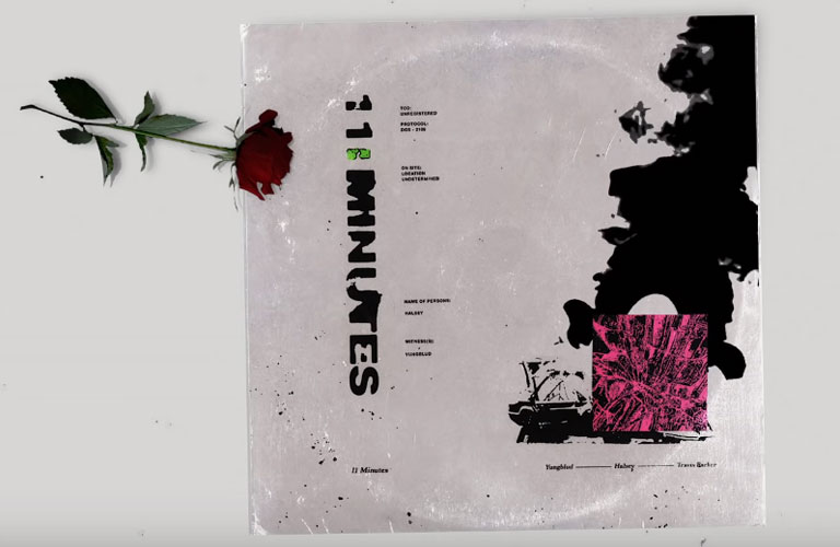 YUNGBLUD, Halsey - 11 Minutes ft. Travis Barker